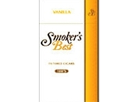 Smoker's Best Vanilla Filtered Cigars