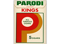 Parodi King Packs Cigars