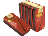 Villiger Premium #6 Cherry Filtered Little Cigars