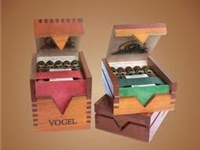 Vogel Red Torpedo Natural Cigars