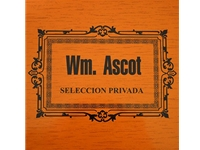 Wm.Ascot Panatela Natural Cigars