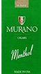 Murano Menthol Filtered Cigars