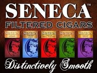 Seneca Natural Filtered Cigars