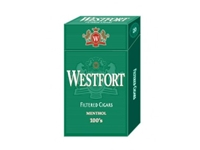 Westfort Menthol Filtered Cigars