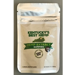 Kentucky's Best Hemp CBD Gummies