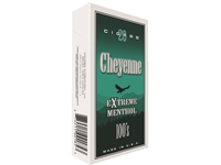 Cheyenne Extreme Mint Filtered Cigars